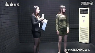 4 Chinese women Catfight
