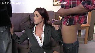 Even sensual jane deserves abuse sometimes