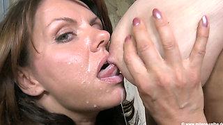 Milena Velba & Vesty - Milky Inmate
