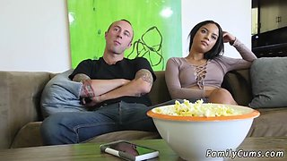 cronys step daughter pool game and dad fucks anal first time Mommy Loves Movie Day