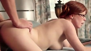 Penny pax gets anal from dad