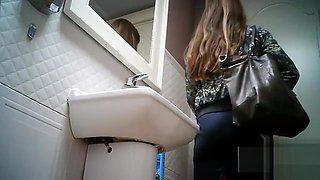 Spy toilet 2331