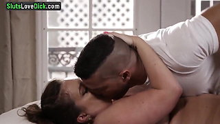 Normal Massage Turns Into Hot Sex With Client