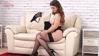 Erotic dreams of fucking hot red haired beauty Katie Louise