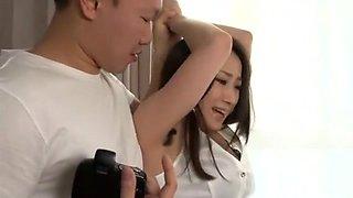 Crazy Japanese slut in Amazing Handjobs, DP/Futa-ana JAV scene