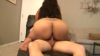 I fucked your big butt mexican mom in the ass