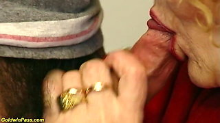 hairy 81 year old mom needs rough sex