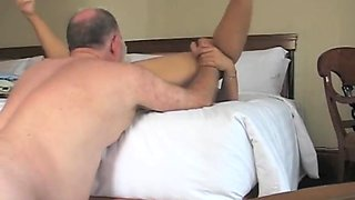 Filipina wife is a slut