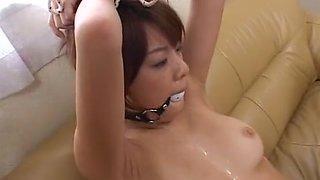 Best Japanese girl Sana Nakajima, Yaya Matsushima in Exotic BDSM JAV movie