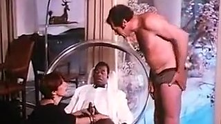 vintage french interracial cuckold & wife sharing
