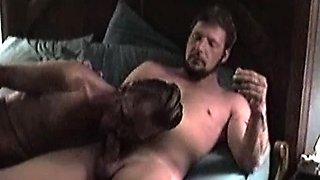 Mature Amateurs Donny and David Sucking