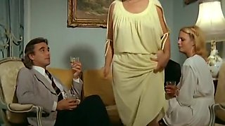 Alpha France - French porn - Full Movie - Les Femmes Mariees (1982)