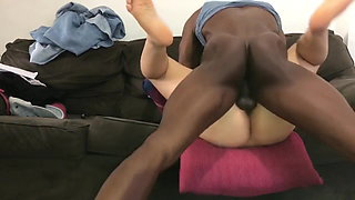 Long missionary fuck with BBC