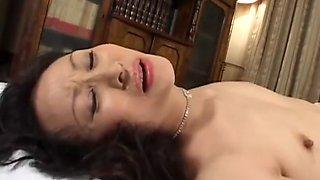 Horny Japanese girl in Exotic Uncensored, Dildos/Toys JAV video