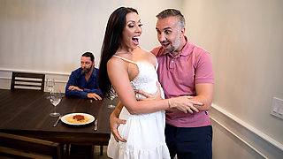 Rachel Starr & Keiran Lee in Chastity Chase - BRAZZERS