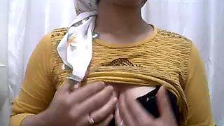 Türkish hijap show bigass APOLET