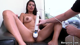 Soffie in Colombian Milf first porn scene Video