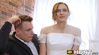 Bride cheats on her husband
