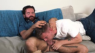 FamilyDick - Stepson slut punished fucked by angry step dad