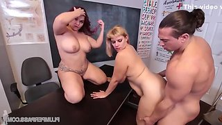 After School Threesome