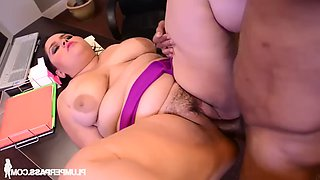 BBW Office Slut