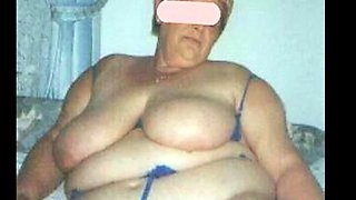 ILoveGrannY Homemade Sexual Teasing and Action