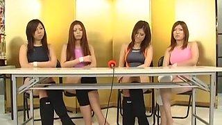 Amazing Japanese slut Rina Fukada, Miho Chino, Roa Sumikawa in Fabulous Sports, Lingerie JAV clip
