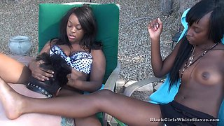 BlackGirlsWhiteSlaves: Do You Have An Oral Slave