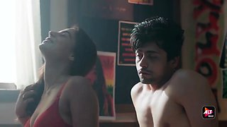 Medically yours ( web series) all hot scenes