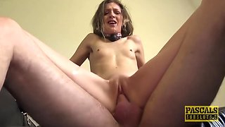 Young Rhiannon Ryder Has Rough Sex With Daddy