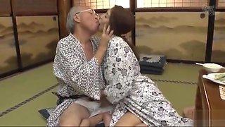 Asian MILFs vs Old Men 10
