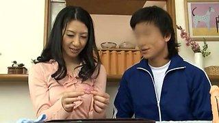 Incredible Japanese slut Yuna Shiina, Hitomi Honjou in Exotic Blowjob/Fera, Secretary JAV clip