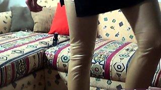 german skinny mature spanking and get rough seduced