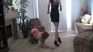 megan slave girl training