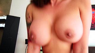 Rammed - Kaylani Lei Uscripted RAW hardcore sex