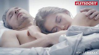 LETSDOEIT - Tiffany Tatum u0026 Emily Brix in the epic morning triple awakening