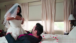 August Taylor In Fuck Bride Before Wedding