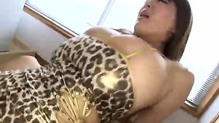 Stacked Asian beauty has a passion for sucking and fucking