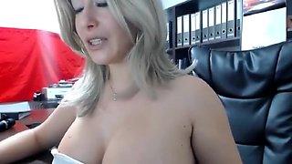 Lisa Smoking 1