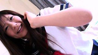 They are so cute Japan schoolgirls Vol 110