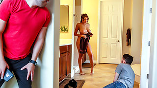 Digital Playground – Soapy Step Siblings