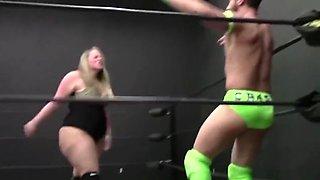 intergender wrestling