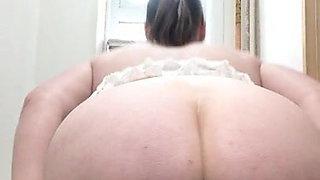 Taking off my underwear video 2 of 2