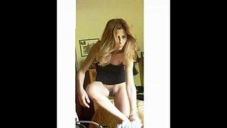 Italian Francesca  Hidden cam blowjob
