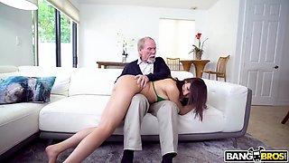 Nasty Latina Teen Kira Deserves This Punishment !!!!!!!