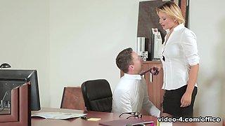 Anna Polina in My Horrible Boss - OfficeObsession
