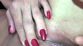 German turkish bitch big natural tits threesome