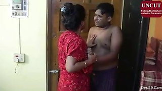 Desi Mature Big Boobs and Big Ass Wife