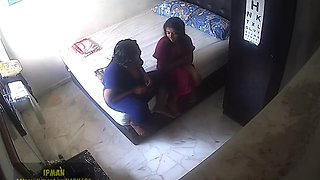 Hacked IP Camera - Indian Teen Lesbian
