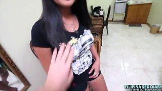 busty filipina potchie